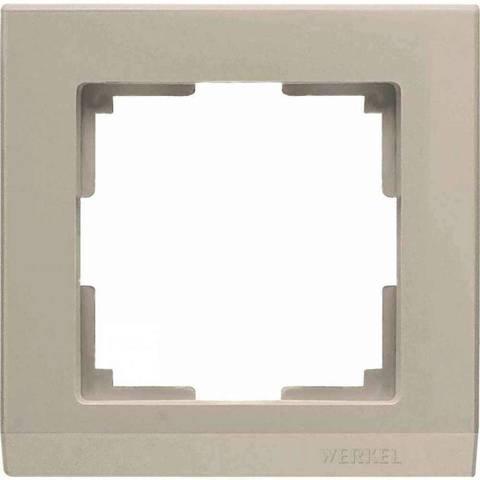 Werkel Рамка W0011803 (WL04-Frame-01) слоновая кость