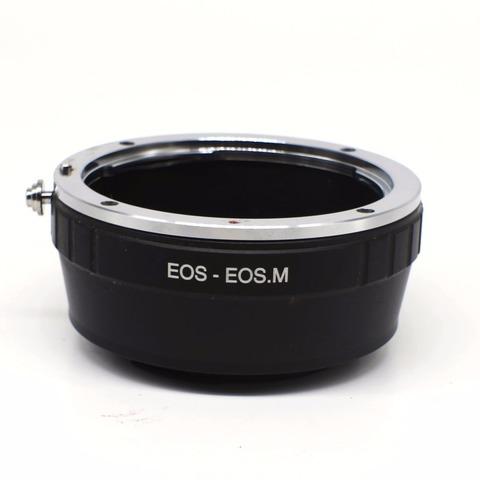 Переходник EOS на Canon EOS M