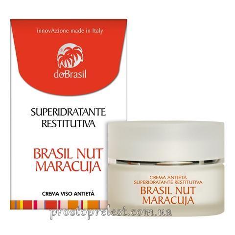 Dobrasil crema antieta' superidratante brasil nut maracuja - Суперувлажняющий антивозрастной крем д/лица с маслами маракуйи и бразильского ореха