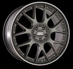 Диск колесный BBS CH-R II 10.5x22 5x120 ET30 CB82.0 satin platinum