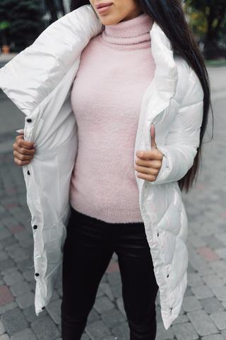 Куртка длинный пуховик недорого
