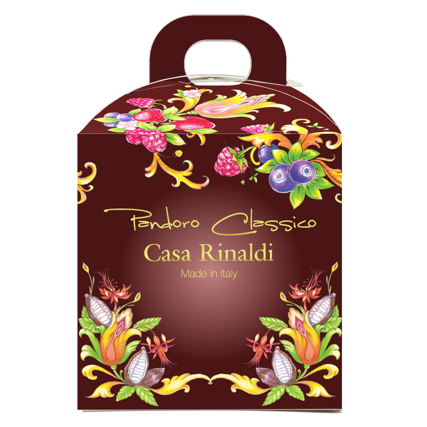 Кулич Пандоро Классический Casa Rinaldi 80 г