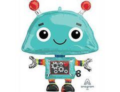 А Фигура Робот, 24