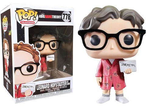 Leonard Hofstadter (Big Bang Theory) Funko Pop! || Леонард (Теория Большого Взрыва)