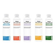 Pekah Витаминизирующий тонер для ровного цвета лица Daily Moisture VITAMIN TONER, 250 ml