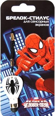 Стилус-брелок Marvеl Человек-паук 2