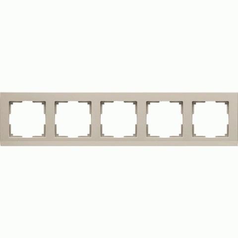 Werkel Рамка W0081602 (WL02-Frame-01-DBL) глянцевый никель
