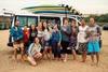 """Серф-лагерь для подростков 14+ с йогой и тренингами """"Будь Живым"""""""