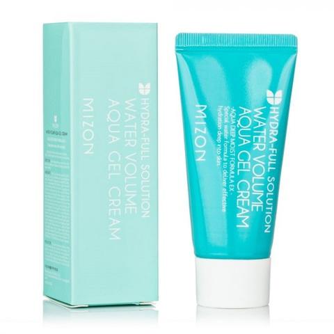 Mizon Water Volume aqua gel cream увлажняющий крем-гель для лица
