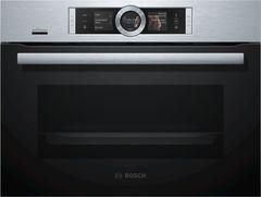 Духовой шкаф с пароваркой Bosch Serie | 8 CSG656RS7 фото