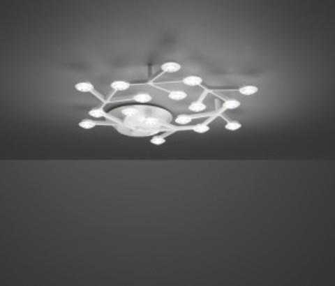 светильник настенно-потолочный Led Net Circle