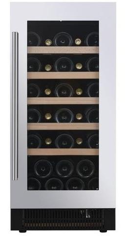 Встраиваемый винный шкаф Dunavox DAUF-32.83SS