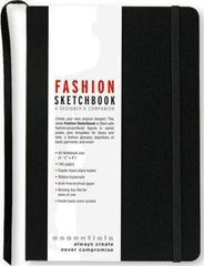 Essentials Fashion Sketchbook (366 Figure Templates to create your own designs!) Fashion Sketchpad