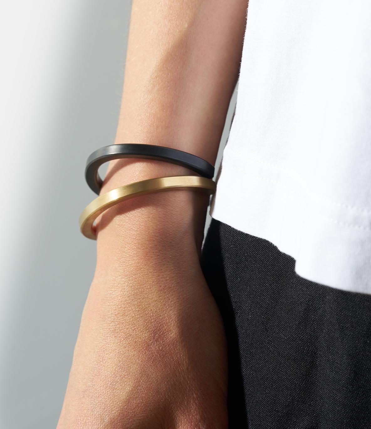 Craighill Radial Cuff Brass — браслет из латуни