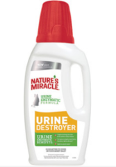 8in1 уничтожитель пятен, запахов и осадка от мочи собак NM Urine Destroyer