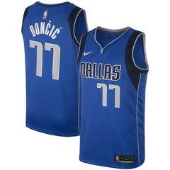 Баскетбольная майка NBA 'Dallas/Doncic 77'