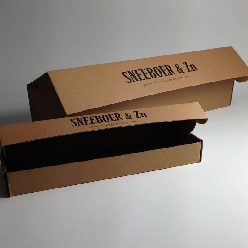 Подарочная коробка коричневая, малая 40 x 13 x 5 см Sneeboer