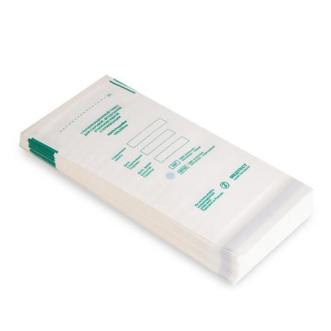 Пакет бумажный СТЕРИМАГ 100х200 мм. (100 шт.)