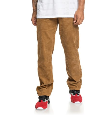 Брюки DC Shoes CORD PANT M NDPT NNW0 DC WHEAT