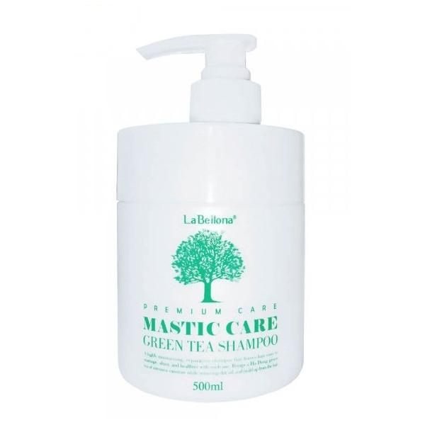 Волосы Шампунь Lombok Mastic Greentea Shampoo 500 мл 254090_shampun_dlya_volos_mastic_greentea_shampoo_500mlm.jpg