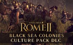 Total War : Rome II -  Black Sea Colonies Culture Pack DLC (для ПК, цифровой ключ)