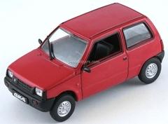 VAZ-1111 Oka red 1:43 DeAgostini Auto Legends USSR #55