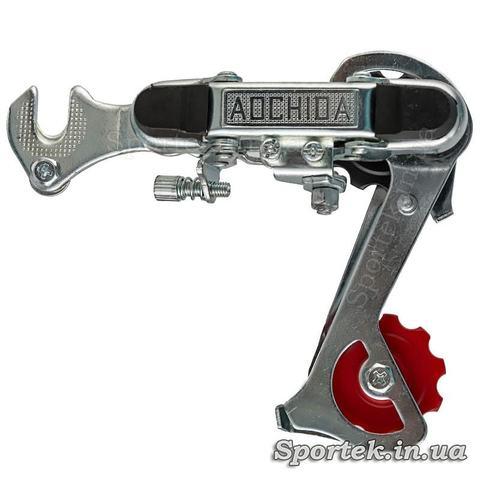 Перемикач задній Aochida на 6-8 швидкостей з кріпленням під гак