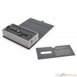 Шариковая ручка Parker Sonnet Core K529 Matte Black в коробке (1931524)