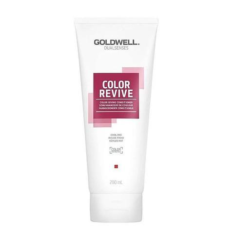 Тонирующий кондиционер, Goldwell Dualsenses Color Revive Conditioner cool red, 200 мл.