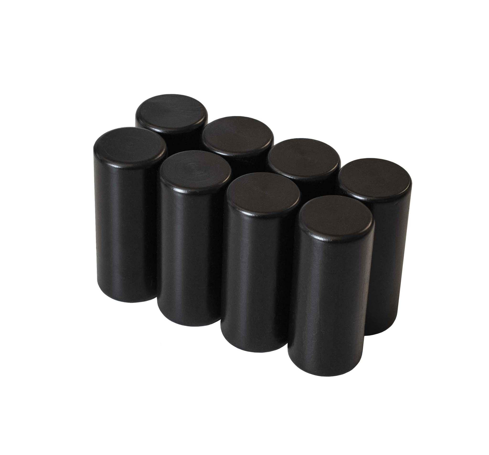 Грузы стальные - 8 х 1,25 кг.