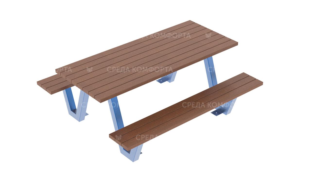 Скамейка со столом SCAM0243