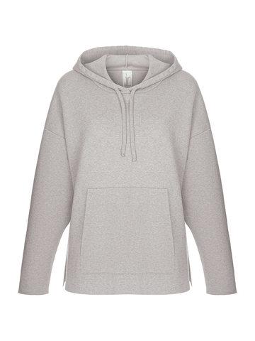 Женский свитер светло-кофейного цвета из вискозы - фото 2