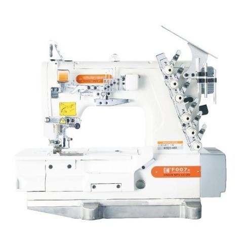 Четырехигольная плоскошовная швейная машина Siruba F007K-W922-460/FW | Soliy.com.ua