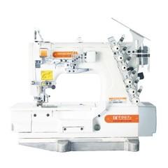 Фото: Четырехигольная плоскошовная швейная машина Siruba F007K-W922-460/FW