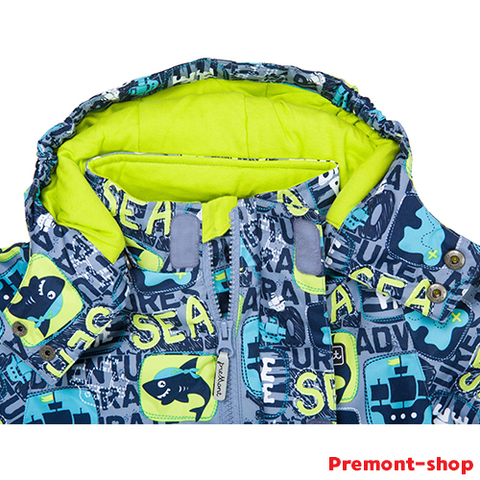 Горловина комбинезона Premont S18202 Тайны Острова Оук