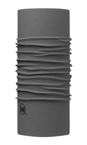 Многофункциональная бандана-труба Buff Solid Castlerock Grey фото 1