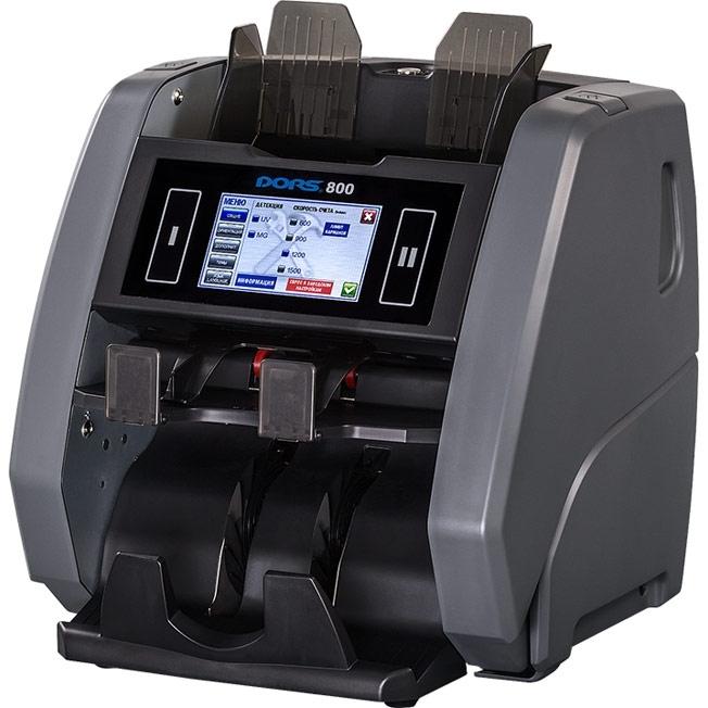 Счетчик банкнот DORS 800 Multi (5 валют)