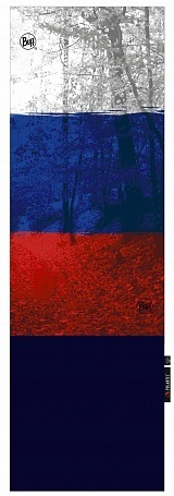 БАНДАНА BUFF POLAR BUFF BUFF RUSSIAN FLAG POLAR JUNIOR