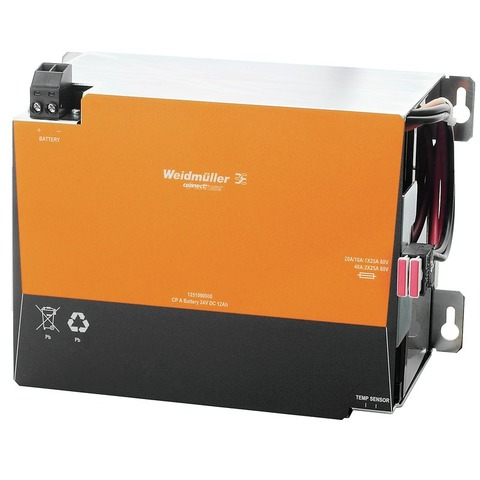 CP A BATTERY 24V DC12AH-1251090000