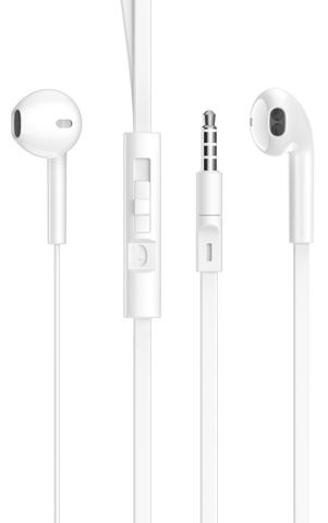 Borofone / Наушники с микрофоном BM23 | белые