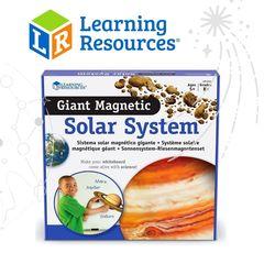 Демонстрационный материал Солнечная система Learning Resources
