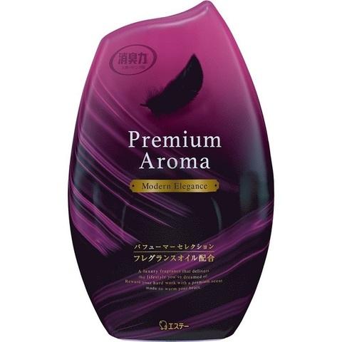 Жидкий ароматизатор для туалета Shoshuriki с элегантным парфюмерным цветочным ароматом 400 мл