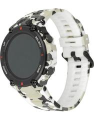 Умные часы Xiaomi Amazfit T-Rex Camo Green