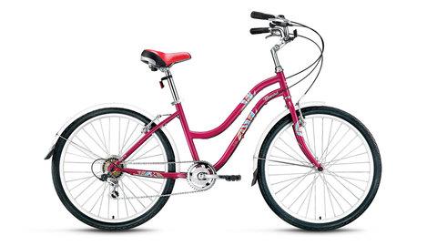 Forward Evia 1.0 (2016) розовый с белым