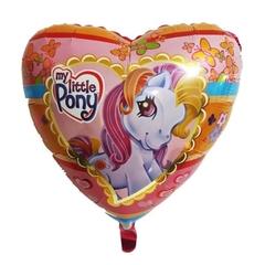 F 18''/46см, Сердце, Моя маленькая лошадка (пони).