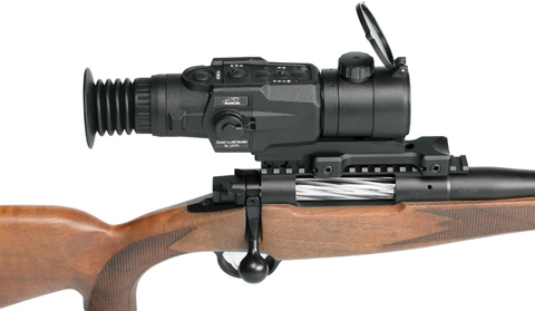 Тепловизионный прицел Dedal Hunter T2.380