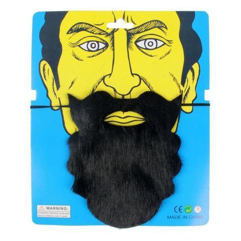 Карнавальная борода