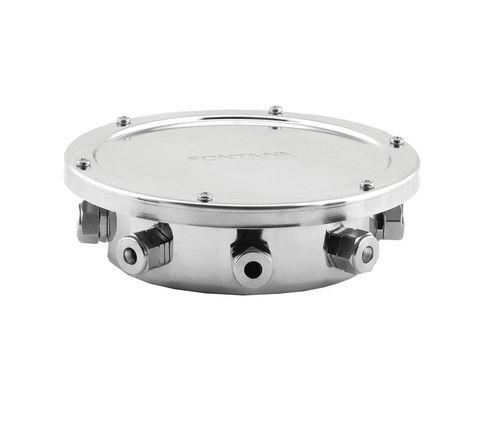 Подводная кабельная коробка Submersible Junction Box JA-500 из нержавеющей стали