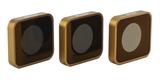 Набор фильтров PolarPro Cinema Series Filter 3-Pack вид спереди