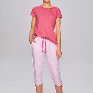 Пижама женская с короткими брюками NLP-461